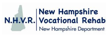New Hampshire Vocational Rehab Logo