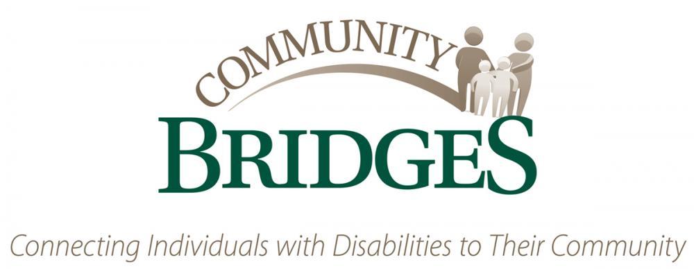 Community Bridges logo and tag line