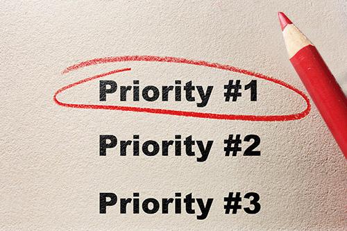 priority bills